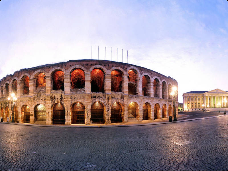 Die Arena( © Courtesy of Comune di Verona)